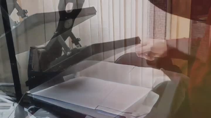 Фото ПТЗ - заказ печати на футболках клиента ( хлопок)