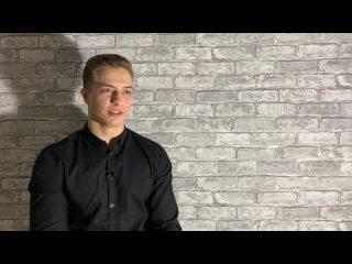 Мистер НГМУ 2021: Интервью с Ярославом Божковым