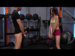 Rocco's Fitness Sluts: DP Edition #4