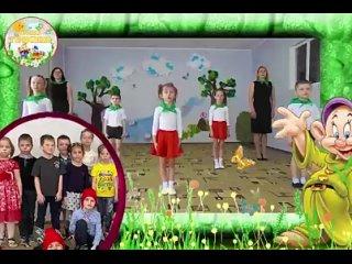 МДОУ Детский сад «Солнышко» с.Санаторий Воробьево, видео 1