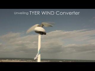 Ветрогенератор-колибри