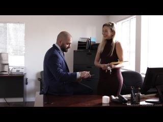 Adira Allure - Office Romance. Then There Were Three 3 [All Sex, Hardcore, Blowjob, Artporn]