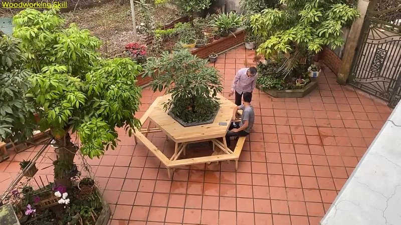 Most Creative garden furniture Design Ideas to Try at Home __ How to Build Outdo