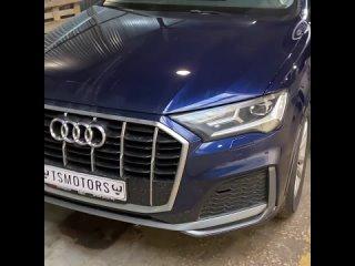 Установили#автодоводчикина#Audi #Q7 2020 гв. (листайте карусель)Теперь у владельца нет проблем с закрыванием дверей, так ка