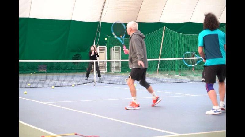 Школа большого тенниса в Пялово