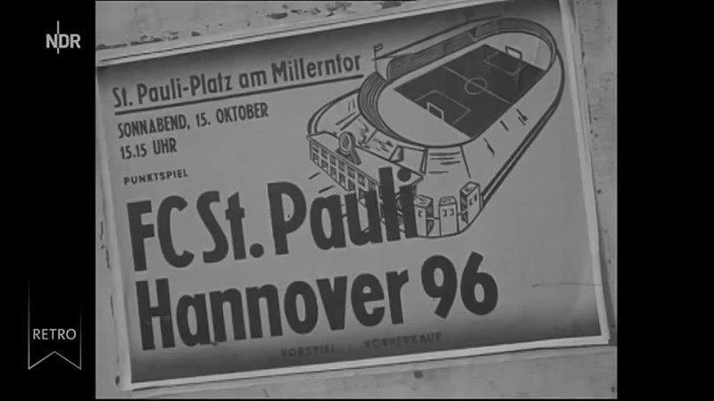 FC St. Pauli - Hannover-96 - 23 (10) (Oberliga Nord, 17.10.1960)