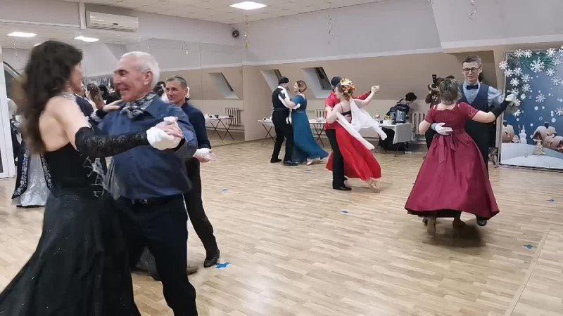 Бал у графа Монте Кристо Клуб исторического танца Коломенский бал