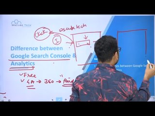 [12-google analytics] 1- What is the key difference between Google Search Console _ Google Analytics