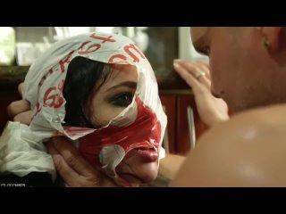 Бугай застукал за перепиской с любовником и жестко трахнул Apolonia Lapiedra