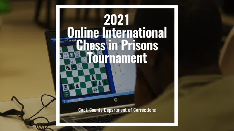 Chess for Freedom Intro by Cook County Sheriff Thomas J Dart 1080p