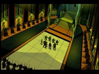 """Подростки Мутанты Ниндзя Черепашки (2003). S4E26. """"Трибунал Ниндзя"""" [Sub-Toon Inc.]"""