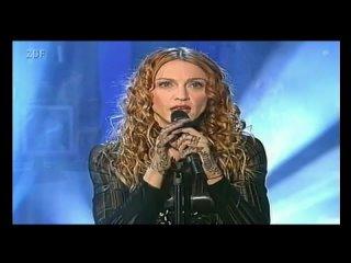 MADONNA - Frozen (Wetten, Dass'98)