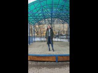 Дарья Татарчук - Девочка с зонтиком
