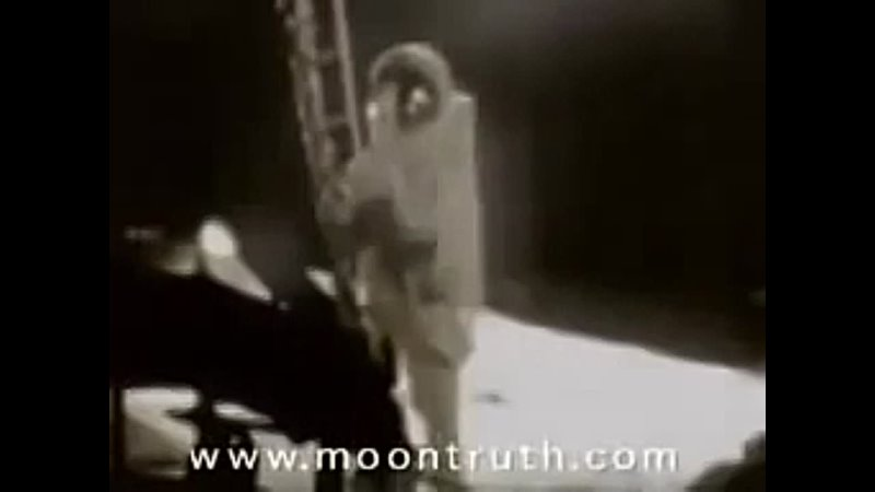 К ДНЮ КОСМОНАВТИКИ АМЕРИКАНЦЫ НА ЛУНЕ 1969