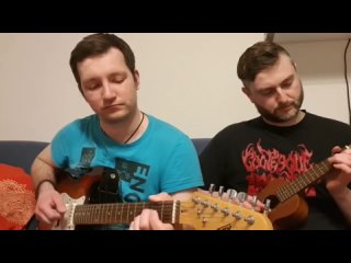 """Rehearsal """"The Bard's Song"""" by Blind Guardian"""