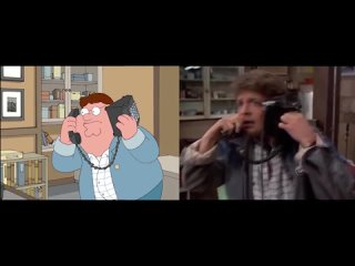 Назад в будущее | «Гриффины» (англ. Family Guy)