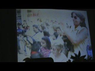 Фильм про Нас и танец с Трещётками.Ролик о анс танца Шахтёрский огонёк в разные годы Творчества в Ленте.
