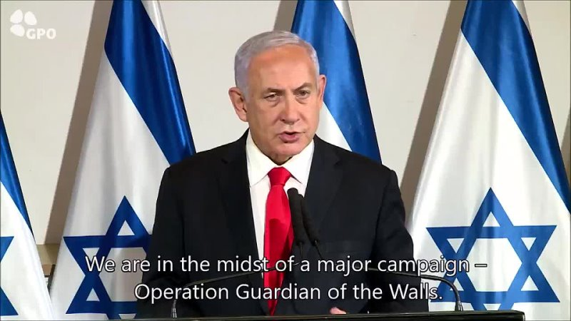 PM Netanyahu Hamas and Islamic Jihad have paid and will pay a very heavy price for their aggression Their blood is on their