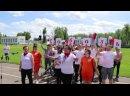 Творческий конкурс Визитная карточка поселений на ХIII районных сельских играх