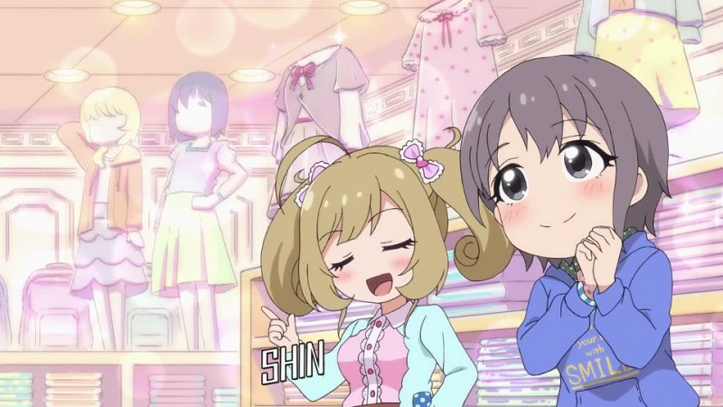 RAW THE iDOLM@STER Cinderella Girls Gekijou Extra Stage 47