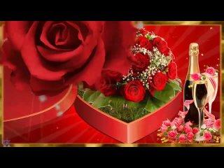 []С ДНЕМ РОЖДЕНИЯ! ◆ Очень красивое музыкальное поздравление.mp4