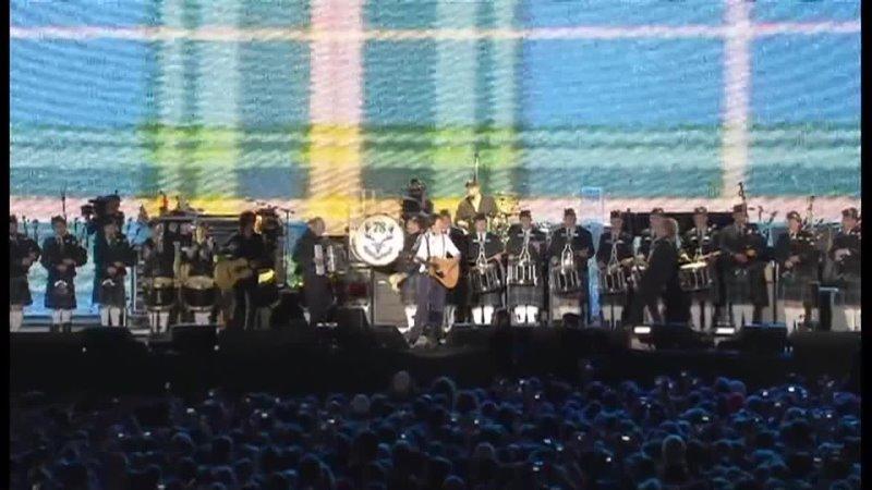 Paul McCartney — Mull Of Kintyre • Live In Halifax Nova Scotia 2009