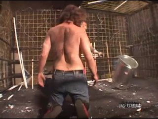 Necro Butcher vs. JC Bailey - CZW Only The Strong Scarred 4 Life (Barbed Wire Steel Cage Match)