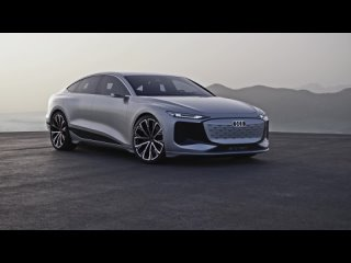 Audi A6 e-tron Concept | Press Trailer
