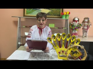 Интерактивная познавательная программа из цикла «Солнцеворот» «Русские народные инструменты»