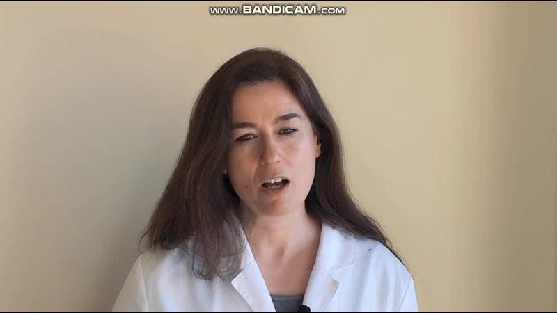 Наталья Прего врач президент Испанской ассоциации врачей