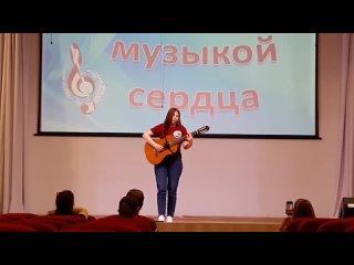 """Кристина Вальковская - """"Ночное солнце"""" (авт. Т.Королёва)"""