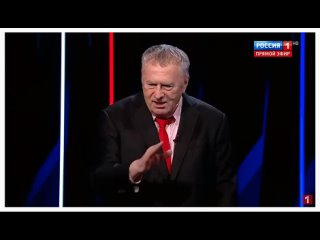 Жириновский воет на Луну.MP4