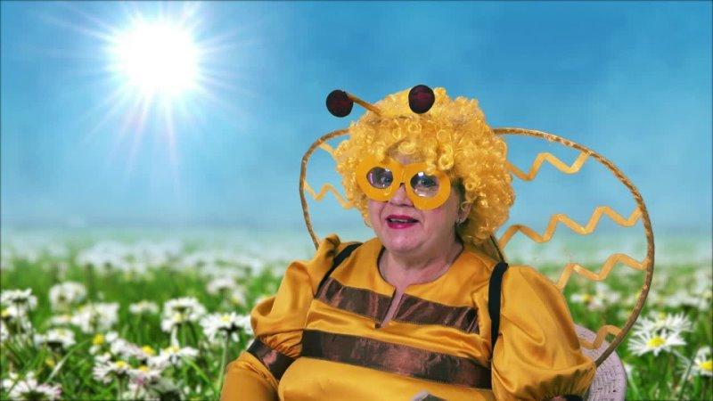 Викторина пчелки Жужы