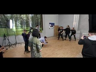 бэкстейдж фото видео съёмка