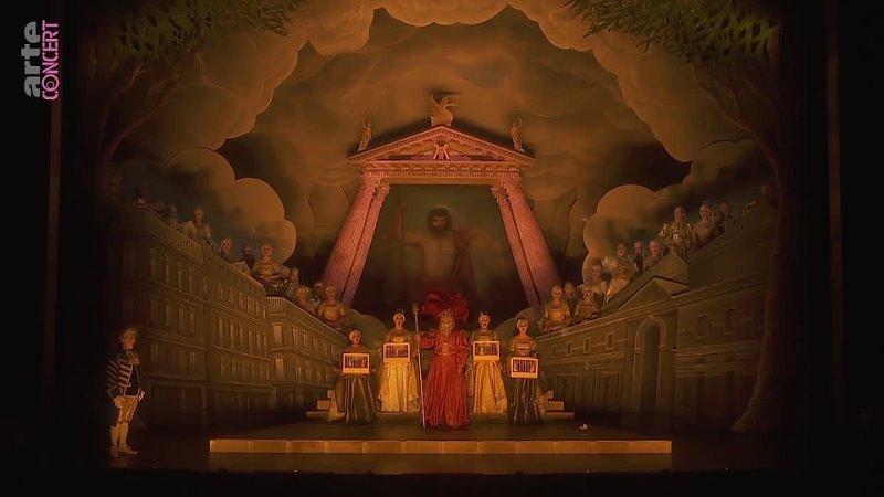 Jacques Offenbach La belle Hélène Прекрасная Елена Лозанна 29 12 2019 fra sub