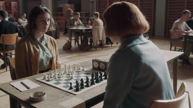 Ход королевы Ферзевый гамбит s01 e02 2020 1080p LostFilm 2 00 mkv