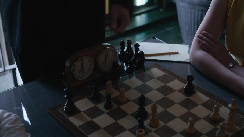 Ход королевы Ферзевый гамбит s01 e04 2020 1080p LostFilm 1 65 mkv