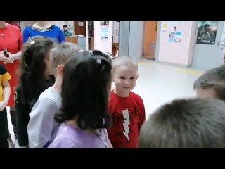 Выпускной в детском саду Ягодка