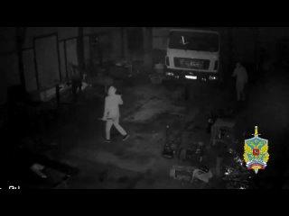 Подмосковными полицейскими задержан подозреваемый в краже шин для грузовых автомобилей