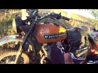 Юпитер,самый дерзкий мотоцикл ссср