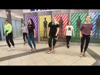 Хип-хоп для детей, подростков и взрослых в А-Dance.