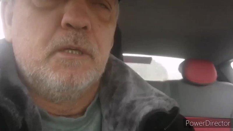 светоотражающий жилет на зеркале авто как крик о HD