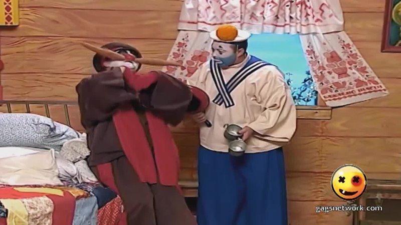 Деревня Дураков Мужик и Морячок в поисках бутылки