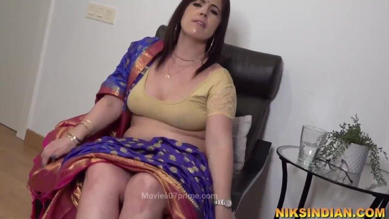NIKSINDIAN MILF Enjoys ANAL SEX with Young Guy
