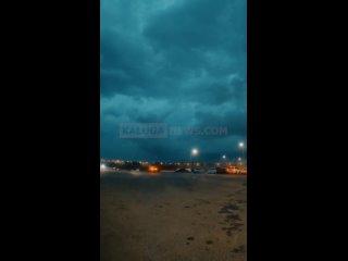 Ураган в Калуге.