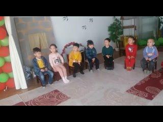 来自Bektasova Aygerim的视频