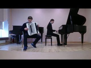 Антошков Иван и Калистратова Анастасия