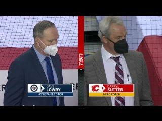NHL 20/21, RS. Winnipeg Jets - Calgary Flames [, TSN]