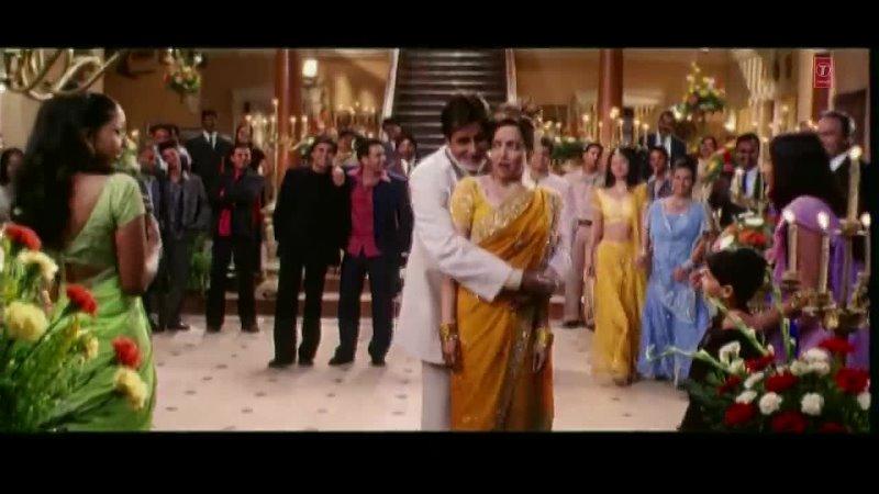 Meri Makhna Meri Soniye Full Song Baghban Amitabh Bachchan Hema Malini 720P HD mp4