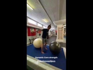 Dynamic Core strength